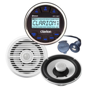 Music system CLARION GR10BT