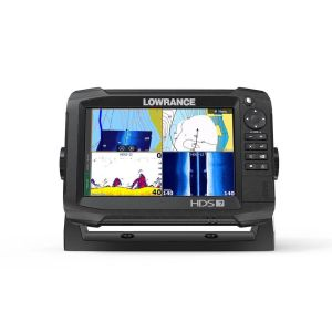 Lowrance HDS-7 Carbon – Chartplotter / echo sounder (without sensors)