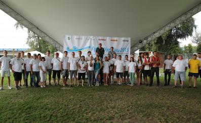 Кубок Украины по водно-моторному спорту 2015 года