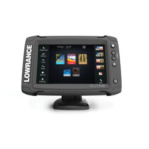 Lowrance Elite-7 Ti – Chartplotter / echo sounder with sensor Mid/High/TotalScan™