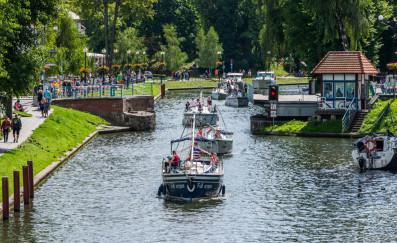 Экспедиция в Польшу на Мазурские озера<br/> 17-29.08.2019