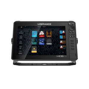 Lowrance HDS-12 LIVE – Картплоттер / Ехолот  c датчиком Active Imaging 3in1™