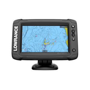 Lowrance Elite-7 Ti² – Chartplotter / echo sounder with sensor Mid/High/TotalScan™