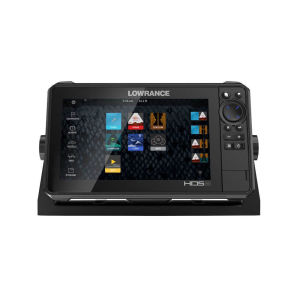 Lowrance HDS-9 LIVE – Картплоттер / Ехолот  c датчиком Active Imaging 3in1™