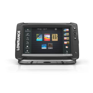 Lowrance Elite-9 Ti – Chartplotter / echo sounder with sensor Mid/High/TotalScan™